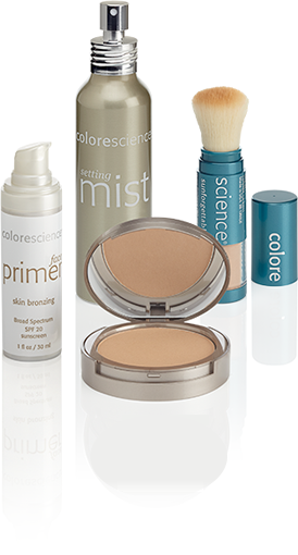 Colorscience Four Products