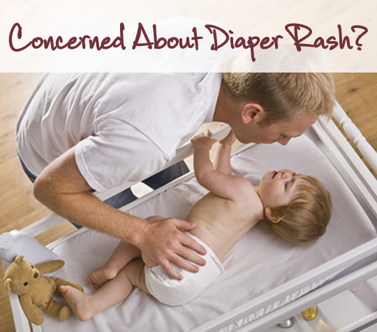 Diaper Rash Concerns