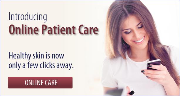 Start Your Online Dermatologist Visit Today