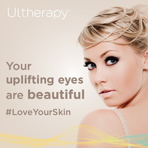 Uplifting eyes with Ultherapy