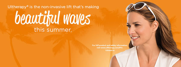 Ultherapy Summer Waves