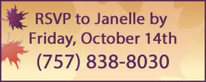 RSVP to Janelle for the Great Skin Event