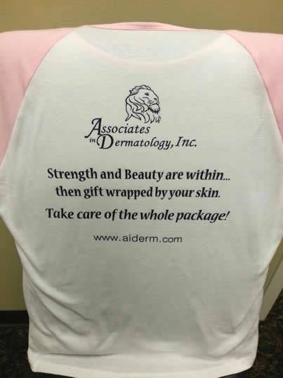 making-strides-tshirt