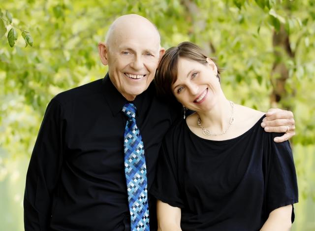 Dr. William Coker and Dr. Leslie Coker