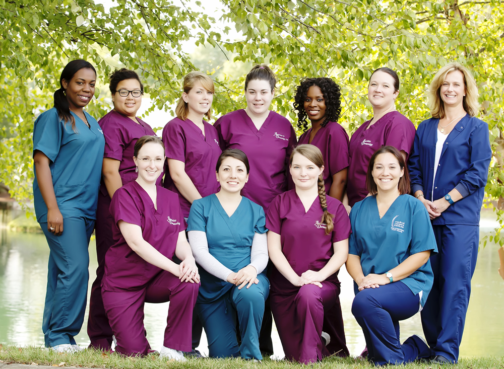 Associates in Dermatology Staff