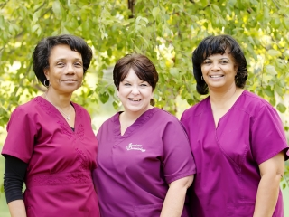 Staff at Associates in Dermatology