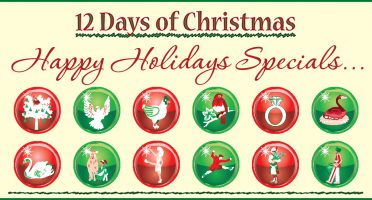 12 Days of Christmas Specials