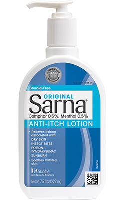 Sarna Anti-itch Lotion Original