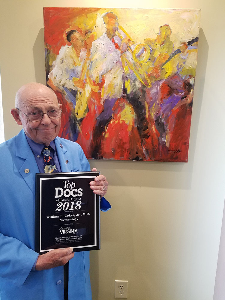 Dr. William L. Coker - 2018 Top Docs