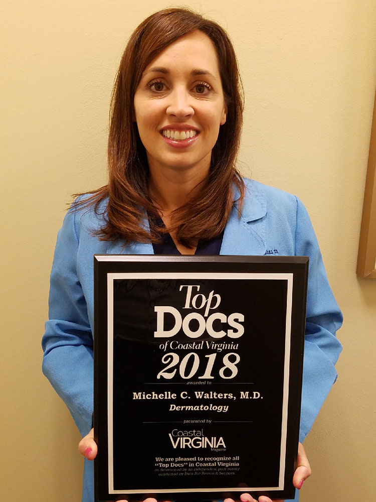 Dr. Michelle Walters - 2019 Top Docs