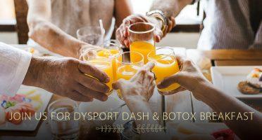 Dysport Dash and Botox Breakfast