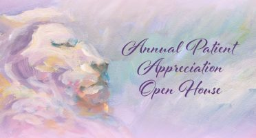 You're Invited to our Patient Appreciation Open House