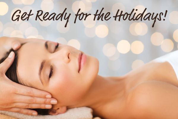 Get Ready for the Holiday with Relaxing Facial Treatments