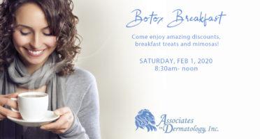 Botox Breakfast