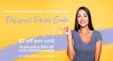 Dysport Dash Sale