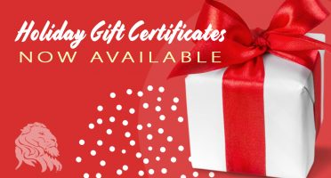 2020 holiday Gift Certificate